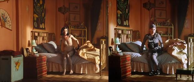 Hé lộ hậu trường tạo ra nữ chiến binh Alita đặc biệt bậc nhất màn ảnh rộng - Ảnh 2.