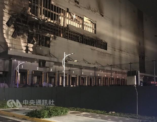 3 lao động Việt Nam tử vong sau khi kho hàng ở Đài Loan bốc cháy - Ảnh 2.