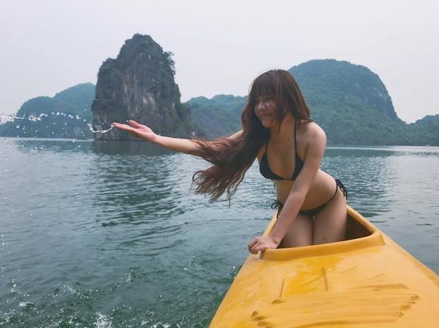 Không chỉ Văn Lâm, bạn gái tin đồn của thủ thành số 1 Việt Nam cũng hot rần rần tại Thái Lan - Ảnh 2.