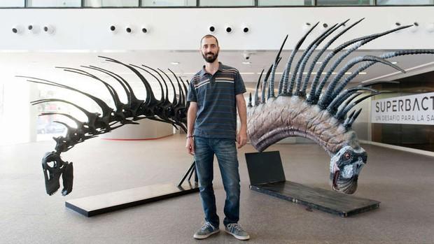 Tìm ra con khủng long siêu ngầu: có bờm như trẻ trâu nhưng thực chất là vũ khí chết người - Ảnh 2.
