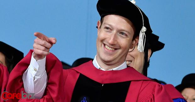 Hơn 2 tỷ người sẽ không có Facebook mà dùng và Mark Zuckerberg cũng không trở thành người giàu thứ 5 thế giới nếu vâng lời bố làm ông chủ của 1 cửa hàng McDonald's - Ảnh 1.