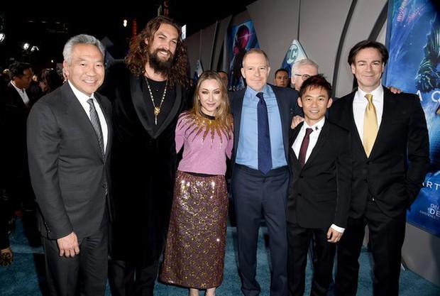 Chủng quái vật The Trench trong Aquaman có phim riêng, fan siêu anh hùng yếu tim cứ chờ xem! - Ảnh 3.