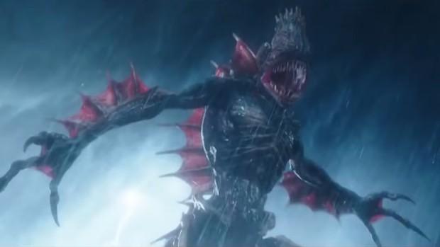 Chủng quái vật The Trench trong Aquaman có phim riêng, fan siêu anh hùng yếu tim cứ chờ xem! - Ảnh 2.