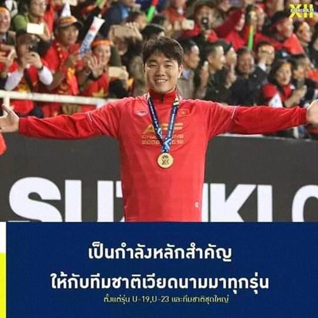 Xuân Trường sang Buriram thi đấu, fan hò nhau đi học tiếng Thái để cập nhật thông tin về thần tượng - Ảnh 5.