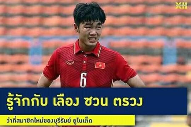 Xuân Trường sang Buriram thi đấu, fan hò nhau đi học tiếng Thái để cập nhật thông tin về thần tượng - Ảnh 3.