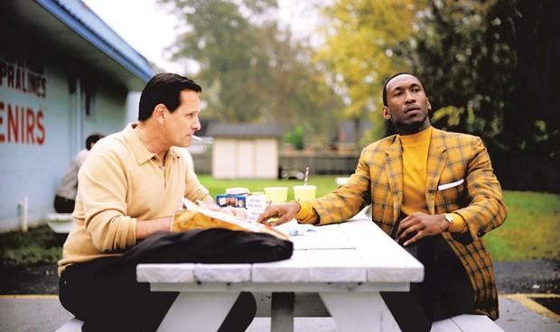 """Xúc động với tình bạn vượt ngoài tất thảy định kiến xã hội trong """"Green Book"""" - Ảnh 2."""