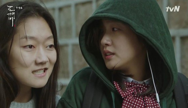 Nơi tình yêu bắt đầu và kết thúc của Lee Dong Wook và Yoo In Na trong hai phim Touch Your Heart và Goblin thực ra là... cùng một chỗ? - Ảnh 8.