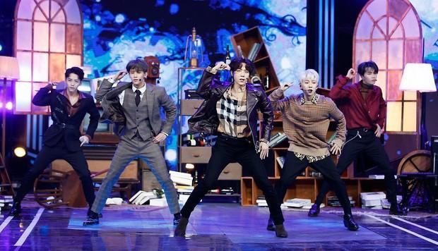 Vượt thành tích của Mino (WINNER) và được Jimin (BTS) cổ vũ, cựu thành viên Wanna One này sướng nhất rồi! - Ảnh 4.