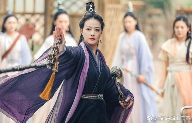 Ác cỡ Lý Mạc Sầu hay Mai Siêu Phong cũng chỉ là tôm tép với Diệt Tuyệt sư thái ở Tân Ỷ Thiên Đồ Long Ký - Ảnh 7.