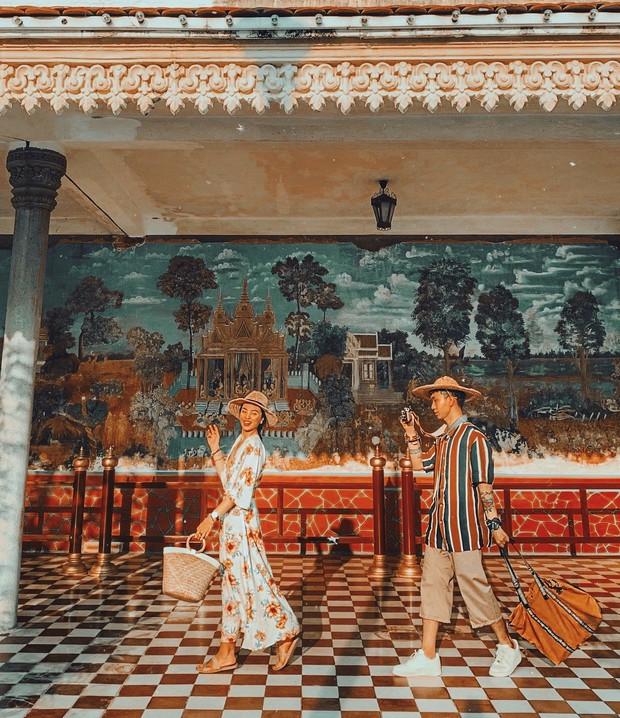 Trọn bộ bí kíp sống ảo tại Campuchia của hotgirl Hà Trúc: Đi vài bước lại chụp được một tấm ảnh là có thật! - Ảnh 8.
