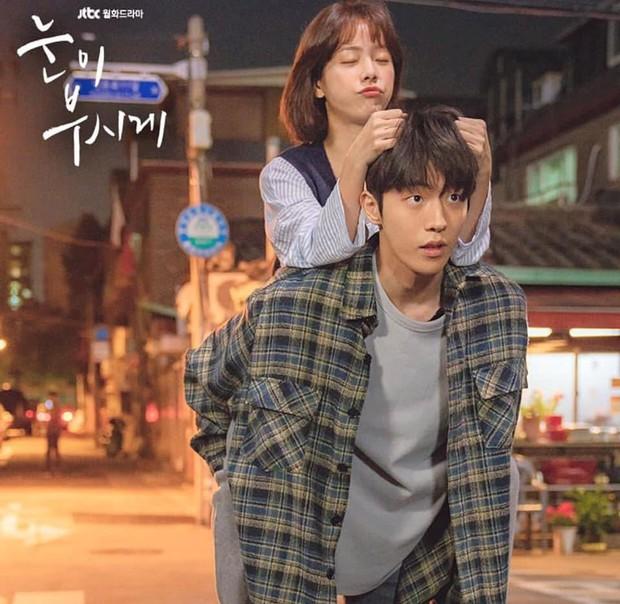 """Nhìn Nam Joo Hyuk và Han Ji Min trong """"Dazzling"""" mới thấy, không phải lúc nào công thức chàng cao kều và nàng nấm lùn cũng dễ thương - Ảnh 2."""