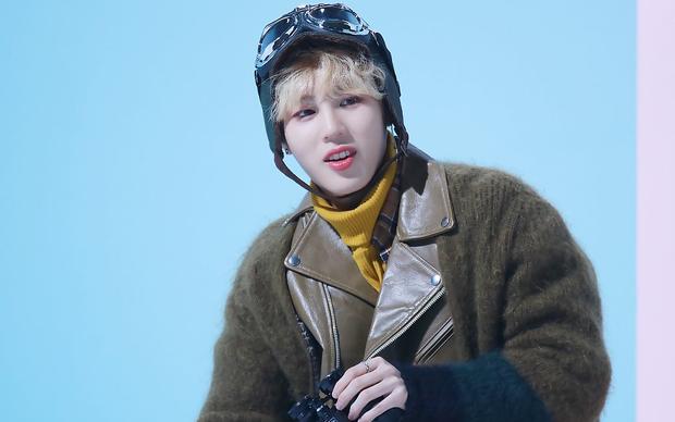 Vượt thành tích của Mino (WINNER) và được Jimin (BTS) cổ vũ, cựu thành viên Wanna One này sướng nhất rồi! - Ảnh 1.