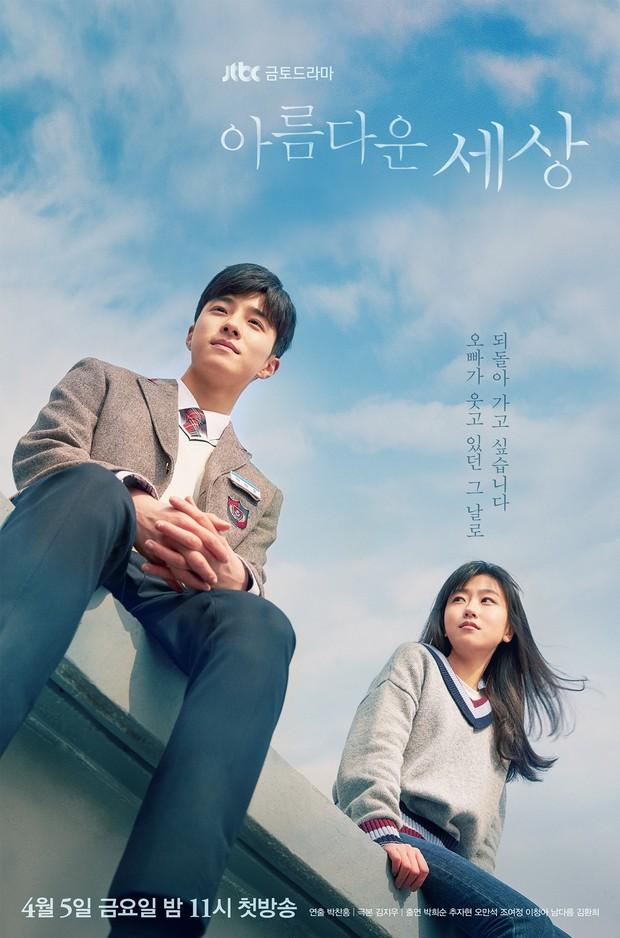 Thót tim nhìn em trai quốc dân Nam Da Reum bị rỉ máu đầu suốt cả teaser Beautiful World - Ảnh 7.