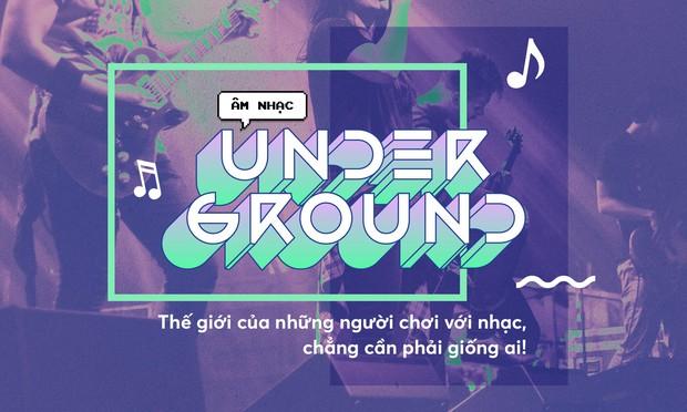 """3 ca khúc Underground cùng lọt Top 5 Trending Youtube, đã đến thời """"thế giới ngầm"""" chiếm ngôi Vpop? - Ảnh 5."""