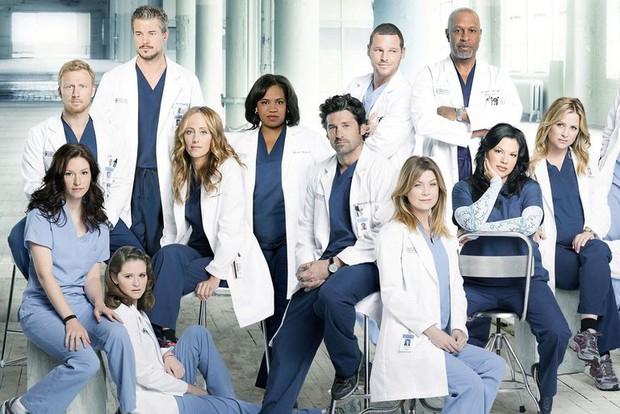 7 điều thú vị về Greys Anatomy - series truyền hình về y tế dài nhất lịch sử điện ảnh - Ảnh 2.