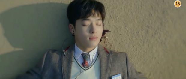 Thót tim nhìn em trai quốc dân Nam Da Reum bị rỉ máu đầu suốt cả teaser Beautiful World - Ảnh 3.