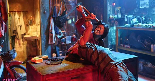 Hai Phượng được trang Rotten Tomatoes khen ngợi, ví von Ngô Thanh Vân với Keanu Reeves và Charlie Theron - Ảnh 6.