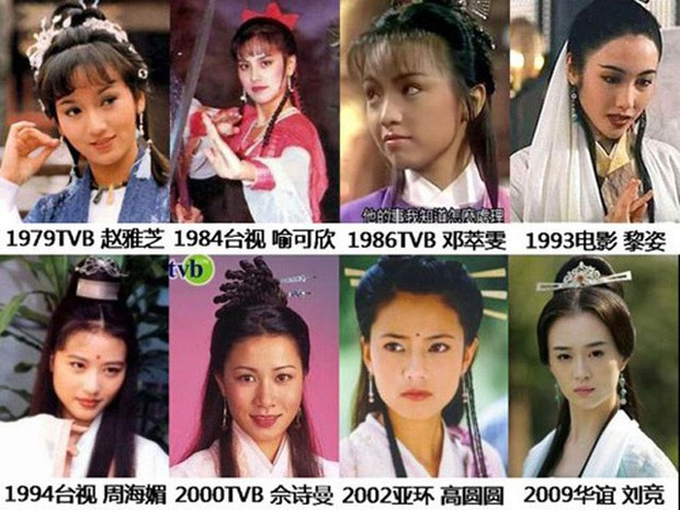 Muôn vẻ Chu Chỉ Nhược qua các thời kì: Cô 2009 như mẹ Trương Vô Kỵ, nàng 2019 xinh như nữ thần! - Ảnh 1.
