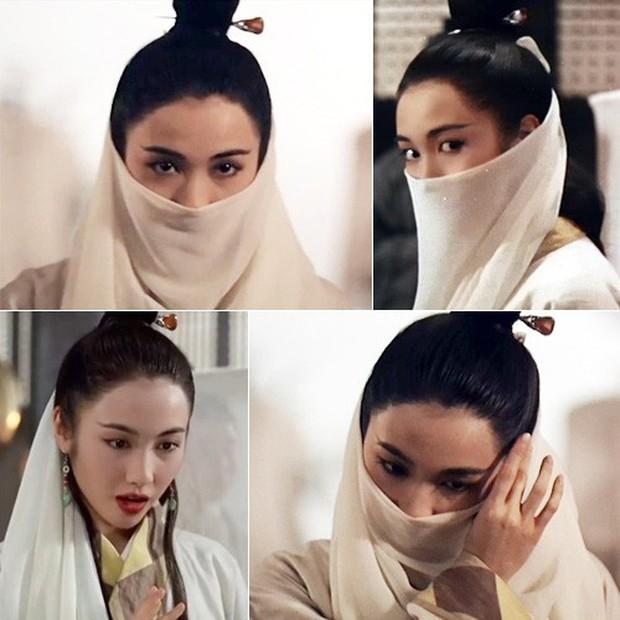Muôn vẻ Chu Chỉ Nhược qua các thời kì: Cô 2009 như mẹ Trương Vô Kỵ, nàng 2019 xinh như nữ thần! - Ảnh 5.