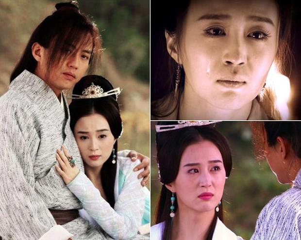 Muôn vẻ Chu Chỉ Nhược qua các thời kì: Cô 2009 như mẹ Trương Vô Kỵ, nàng 2019 xinh như nữ thần! - Ảnh 14.