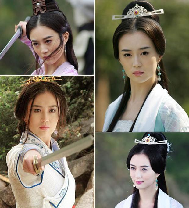 Muôn vẻ Chu Chỉ Nhược qua các thời kì: Cô 2009 như mẹ Trương Vô Kỵ, nàng 2019 xinh như nữ thần! - Ảnh 13.