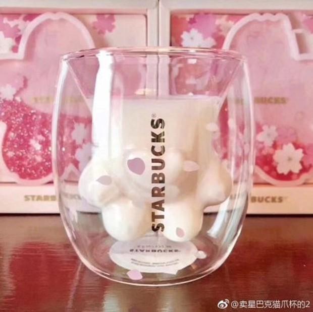 Cốc chân mèo Starbucks khiến giới trẻ Trung Quốc phát cuồng, bán lại 10 triệu vẫn thi nhau mua - Ảnh 2.