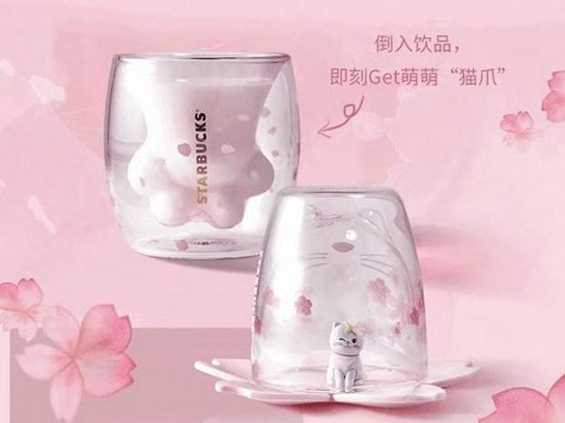 Cốc chân mèo Starbucks khiến giới trẻ Trung Quốc phát cuồng, bán lại 10 triệu vẫn thi nhau mua - Ảnh 3.