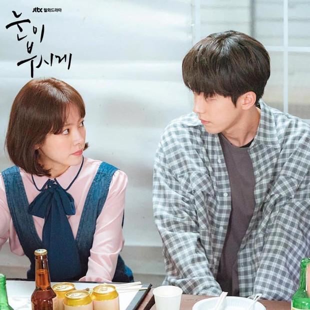 """Nhìn Nam Joo Hyuk và Han Ji Min trong """"Dazzling"""" mới thấy, không phải lúc nào công thức chàng cao kều và nàng nấm lùn cũng dễ thương - Ảnh 8."""