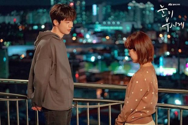 """Nhìn Nam Joo Hyuk và Han Ji Min trong """"Dazzling"""" mới thấy, không phải lúc nào công thức chàng cao kều và nàng nấm lùn cũng dễ thương - Ảnh 9."""