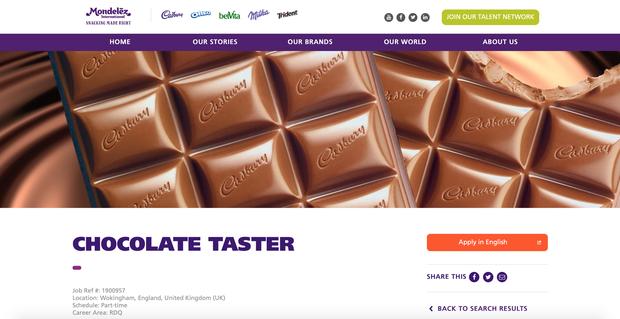 Có một thương hiệu socola nổi tiếng trả bạn gần 300k/giờ để ăn socola miễn phí, bạn có làm không? - Ảnh 2.