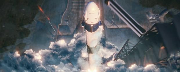 Long Đội - con tàu đầu tiên SpaceX kết hợp cùng NASA sắp được phóng và bạn có thể theo dõi trực tiếp - Ảnh 1.