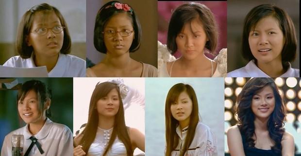 """Để tóc xoăn tít như Địch Lệ Nhiệt Ba, nữ chính """"A Little Thing Called Love"""" Trung Quốc bị ném đá vì quá xinh so với bản gốc - Ảnh 13."""