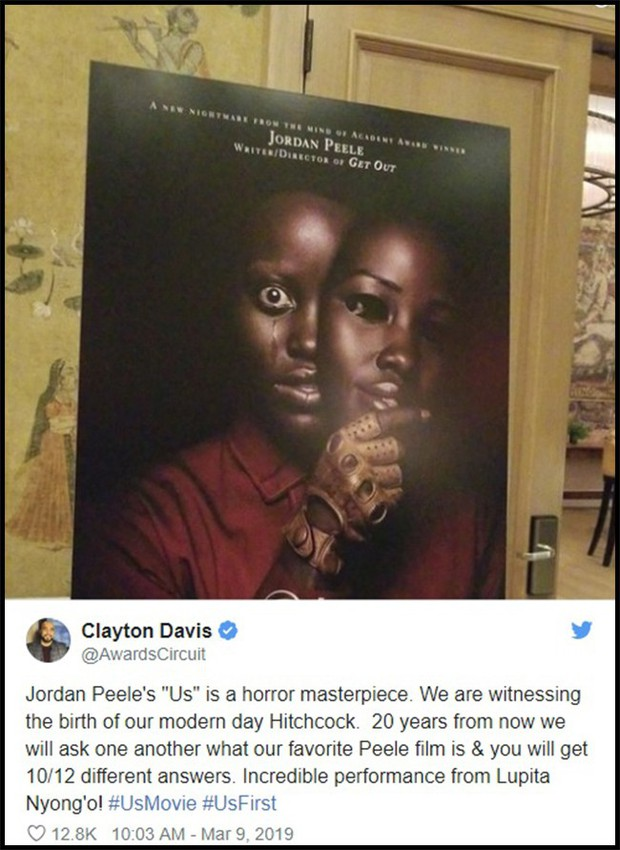 Us của Jordan Peele được khen là kiệt tác kinh dị đầu năm 2019 - Ảnh 2.