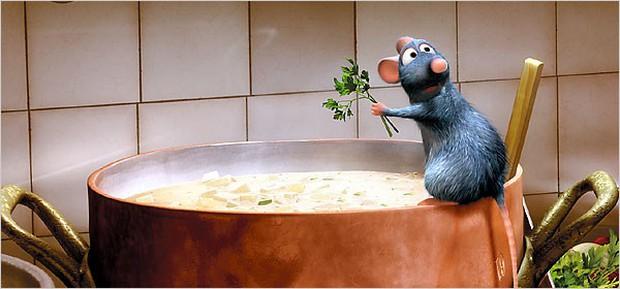 Những món ăn kinh điển trong phim Ratatouille mà bạn có thể thưởng thức ngay tại Sài Gòn - Ảnh 4.
