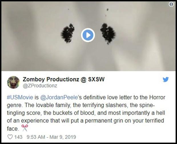 Us của Jordan Peele được khen là kiệt tác kinh dị đầu năm 2019 - Ảnh 6.