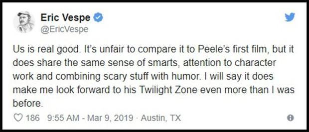 Us của Jordan Peele được khen là kiệt tác kinh dị đầu năm 2019 - Ảnh 7.