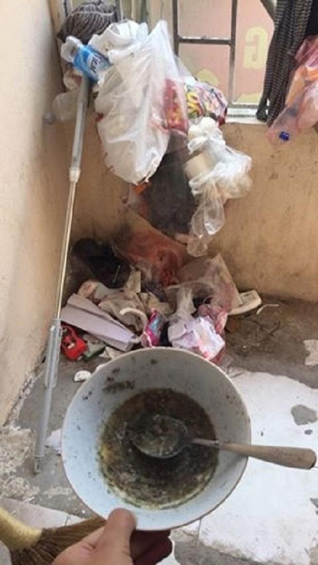 Khiếp hãi với những phòng ký túc bẩn thỉu bừa bộn của sinh viên: Ăn chung, ngủ chung với rác! - Ảnh 11.
