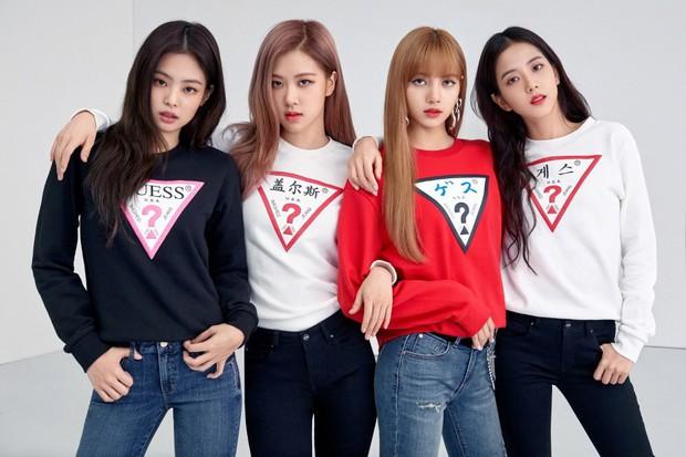 Top girlgroup hot nhất hiện nay: Tân binh ITZY gây choáng khi đánh bật TWICE, Black Pink giữ ngôi vương mặc ồn ào - Ảnh 1.