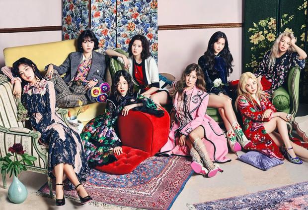 Top girlgroup hot nhất hiện nay: Tân binh ITZY gây choáng khi đánh bật TWICE, Black Pink giữ ngôi vương mặc ồn ào - Ảnh 5.