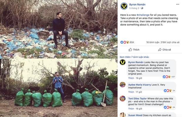 Thanh niên khắp thế giới đang đổ xô chơi thử thách dọn rác cực kỳ hay ho đây này! - Ảnh 1.