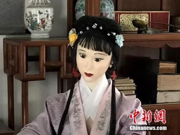 Hãi hùng nhìn Trung Quốc bảo tồn một bộ phim kinh điển theo phong cách kinh dị! - Ảnh 3.