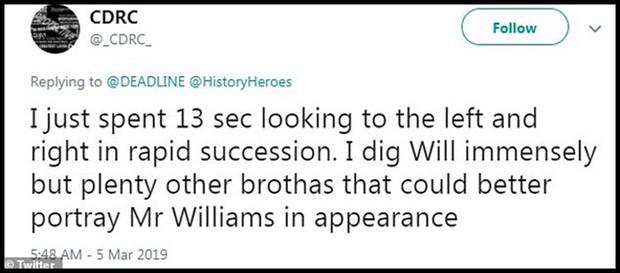 Sự nghiệp đen như tiền đồ chị Dậu nhưng làn da đẫm mật của Will Smith vẫn chưa đủ đậm cho vai diễn này - Ảnh 2.