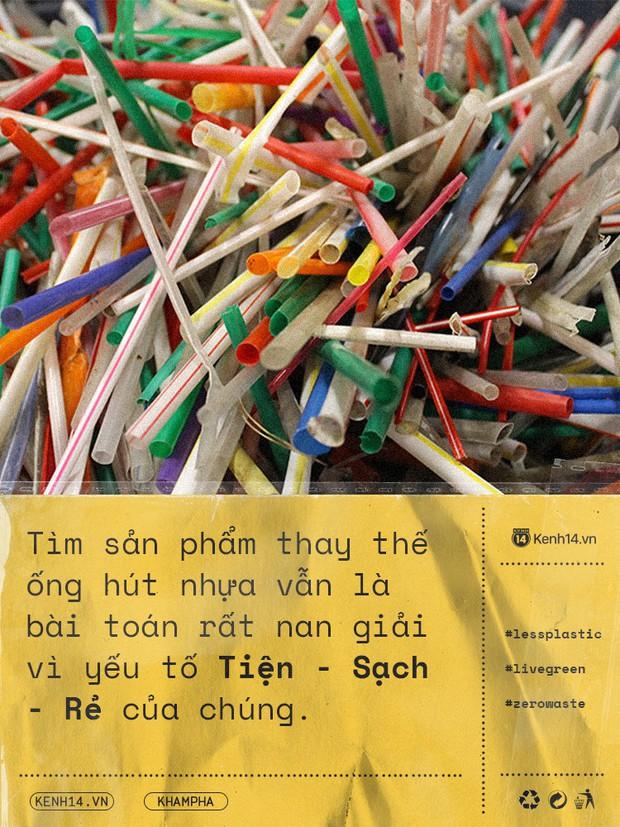 Từ bỏ ống hút nhựa để bảo vệ môi trường: Không phải cứ thay bằng ống tre, inox... là tốt - Ảnh 4.