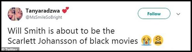 Sự nghiệp đen như tiền đồ chị Dậu nhưng làn da đẫm mật của Will Smith vẫn chưa đủ đậm cho vai diễn này - Ảnh 4.