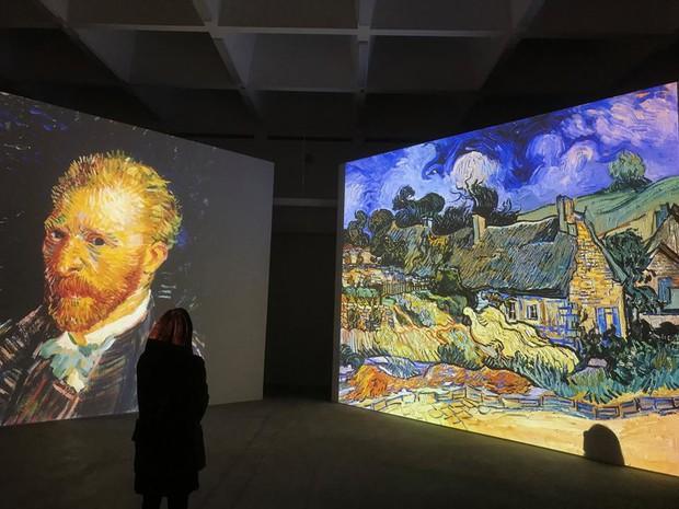 Đến hẹn lại lên, giới trẻ Hà Nội đang rủ nhau check-in tại VCCA nhân dịp triển lãm tranh Van Gogh - Ảnh 17.