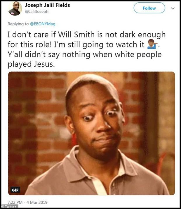 Sự nghiệp đen như tiền đồ chị Dậu nhưng làn da đẫm mật của Will Smith vẫn chưa đủ đậm cho vai diễn này - Ảnh 9.