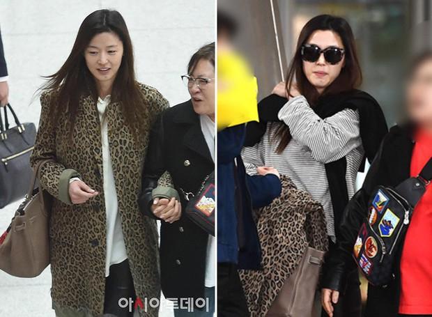 """Chưa cần trang điểm hay ăn vận lồng lộn, Jeon Ji Hyun đã """"auto sang chảnh"""" chỉ nhờ đeo kính râm - Ảnh 4."""