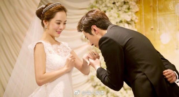 Bị đồn bí mật ly hôn vì chồng trẻ Cao Tử Kỳ ngoại tình, Chae Rim đáp trả dư luận như thế nào? - Ảnh 4.