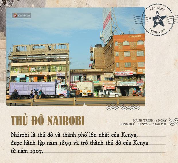 Choáng với hành trình 10 ngày rong ruổi Kenya - châu Phi với toàn những trải nghiệm có 1-0-2: Ai mê khám phá nhất định không được bỏ qua! - Ảnh 3.