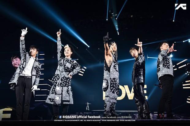 Lâu lắm mới thấy Taeyang (BIGBANG) trổ tài vũ đạo: xoay người sương sương mà khiến fan... chóng cả mặt - Ảnh 6.